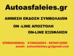 Νικολογιάννη Αικατερίνη Autoasfaleies